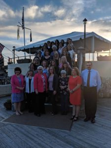 2019 25 Year Recognition Dinner, Lake Mohawk Country Club  May 16, 2019
